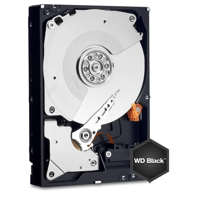 """Pevný disk 3,5"""" Western Digital Black 500GB (WD5003AZEX) + Doprava zadarmo"""