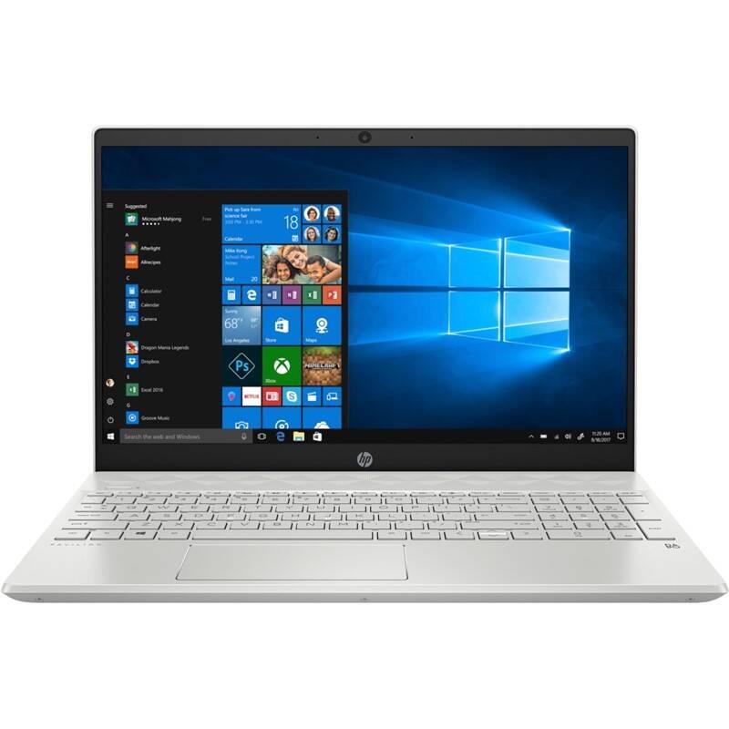 Notebook HP Pavilion 15-cs2005nc (6WH54EA#BCM) bílý