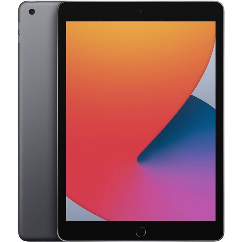 Tablet Apple iPad (2020) Wi-Fi 32GB - Space Grey (MYL92FD/A) + Doprava zadarmo