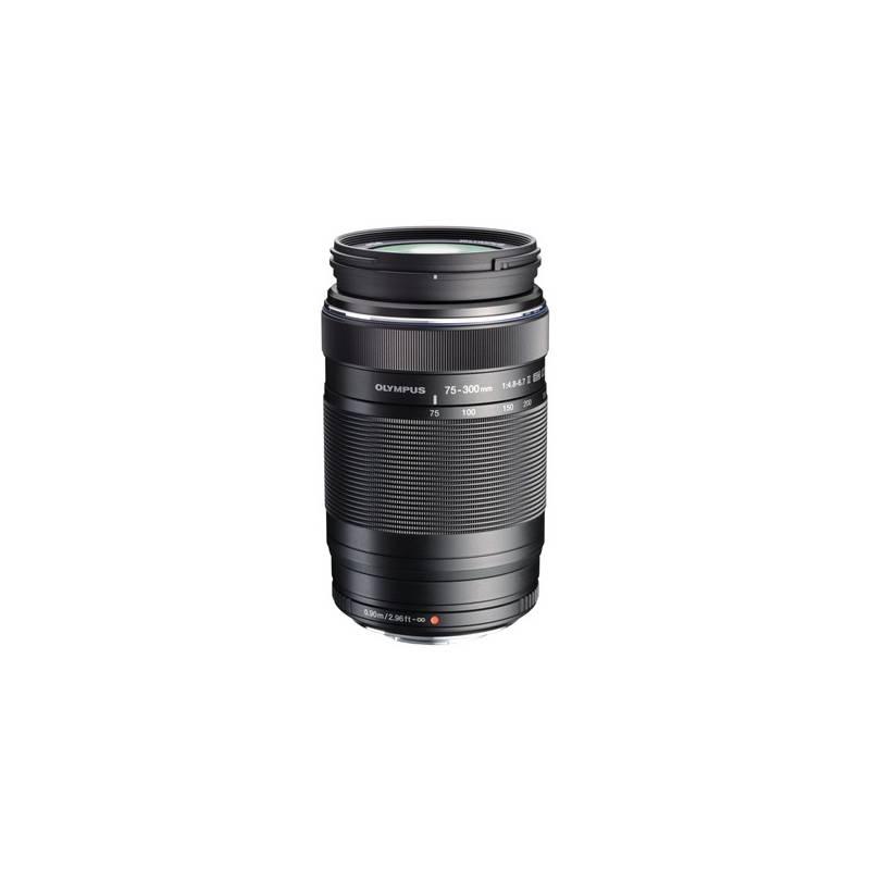 Objektív Olympus 75-300mm II / 1:4.8-6.7 (ekv. 150-600mm)