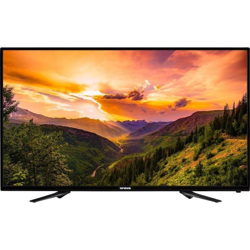 Televize Orava LT-1018 černá