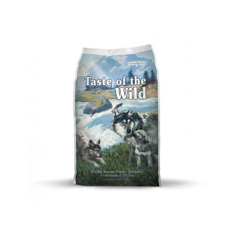 Granuly Taste of the Wild Pacific Stream Puppy 12,2 kg + Doprava zadarmo