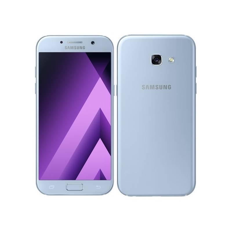 Mobilný telefón Samsung Galaxy A5 (2017) (SM-A520FZBAETL) modrý Software F-Secure SAFE, 3 zařízení / 6 měsíců (zdarma) + Doprava zadarmo