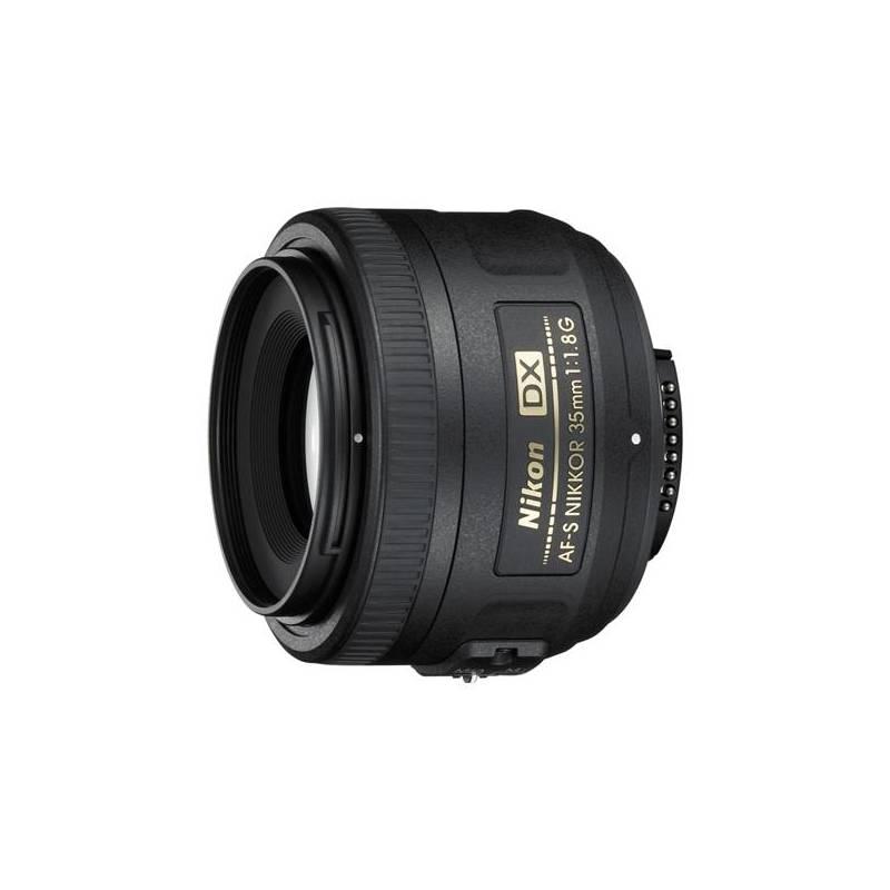 Objektív Nikon NIKKOR 35MM F1.8G AF-S DX čierny