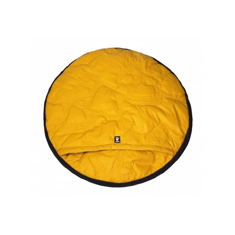 Pelech cestovný Hurtta Dreamer spací vak S - oranžový