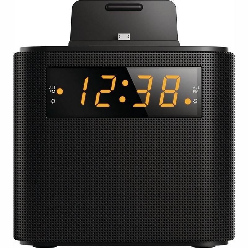Rádiobudík Philips AJ3200 čierny