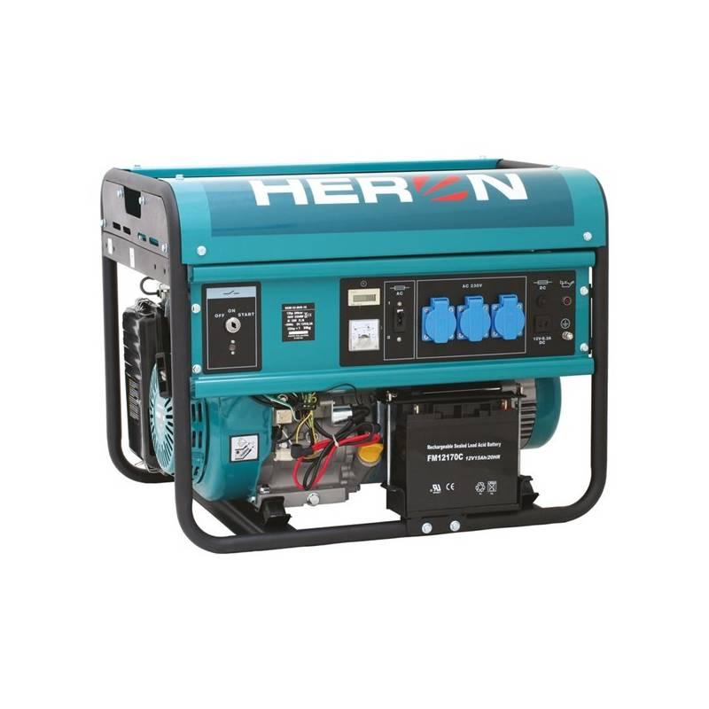 Elektrocentrála EXTOL HERON EGM 55 AVR-1E + Doprava zadarmo