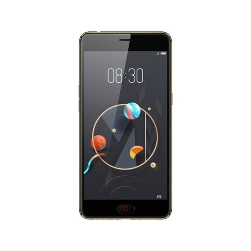 Mobilný telefón Nubia N2 Dual SIM 4 GB 64 GB (6902176901072) čierny/zlatý Software F-Secure SAFE, 3 zařízení / 6 měsíců (zdarma)