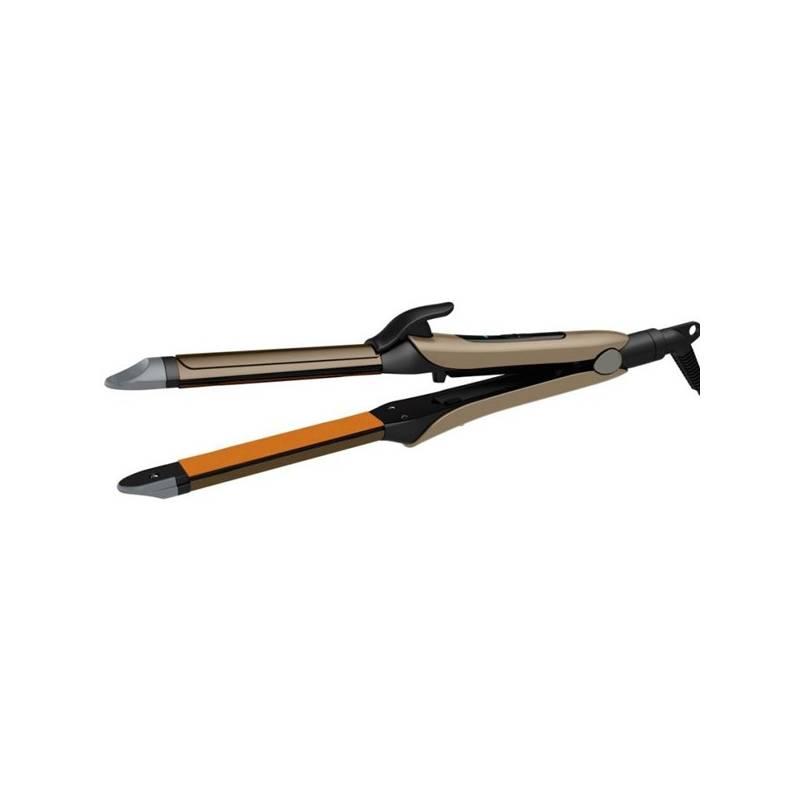 Žehlička na vlasy Concept Golden Care VZ-1430 zlatá
