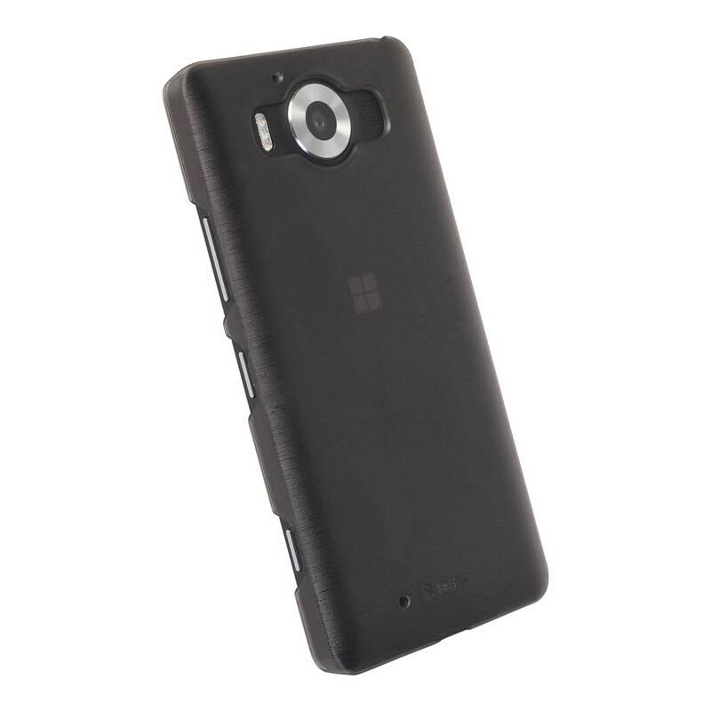 Kryt na mobil Krusell pro Microsoft Lumia 950 (388328) černý