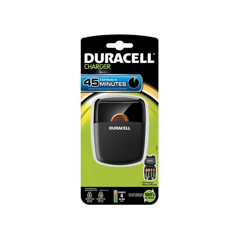 Nabíjačka Duracell CEF 27 pro AA, AAA