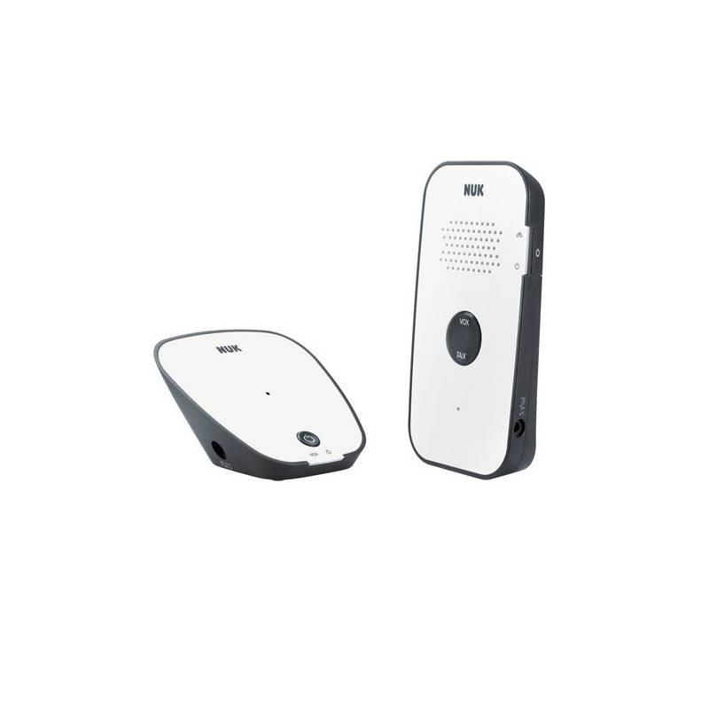 Detská elektronická pestúnka NUK ECO Control Audio 500 + Doprava zadarmo