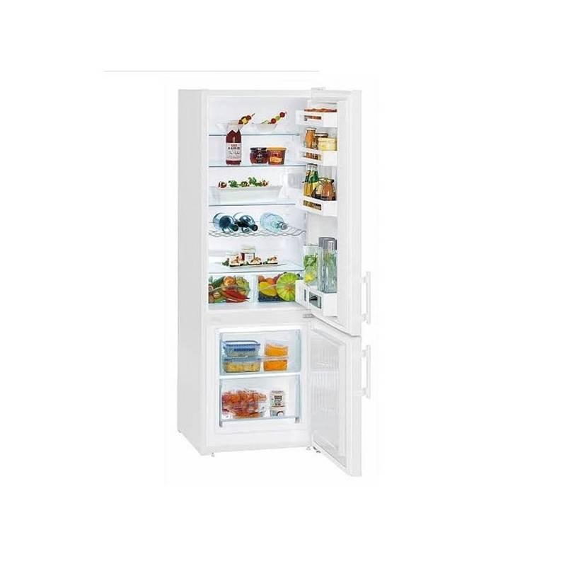 Kombinácia chladničky s mrazničkou Liebherr CU 2811 biela + Doprava zadarmo