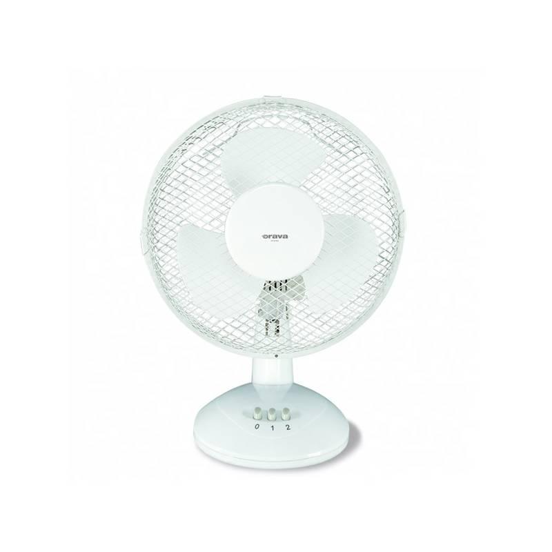 Ventilátor stolový Orava SF-9 A biely