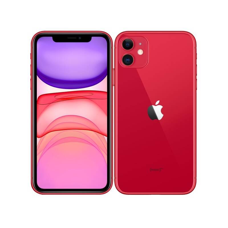 Mobilný telefón Apple iPhone 11 128 GB - (PRODUCT)RED (MHDK3CN/A)