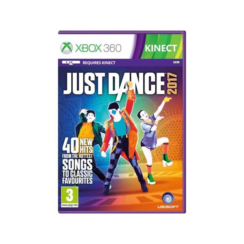 Hra Ubisoft Xbox 360 Just Dance 2017 (3307215967713)