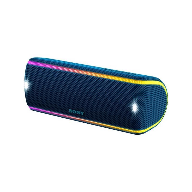 Prenosný reproduktor Sony SRS-XB31 (SRSXB31L.CE7) modrý