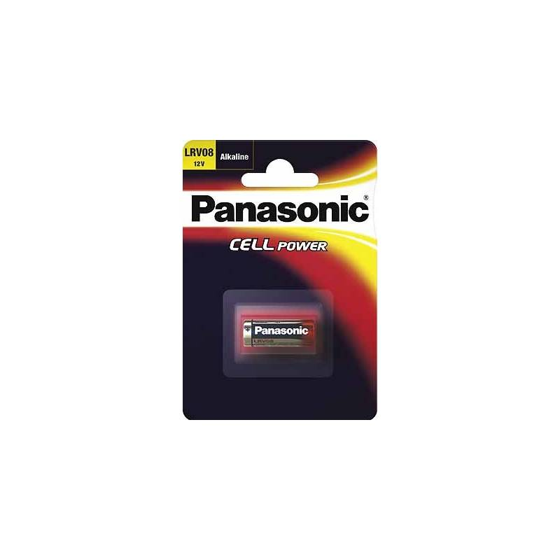 Batéria alkalická Panasonic 23A,12V, 38mAh, LRV08/1BP