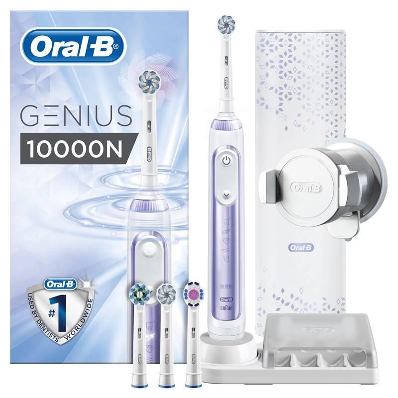 Zubná kefka Oral-B Pulsonic 10000 Orchid Purple