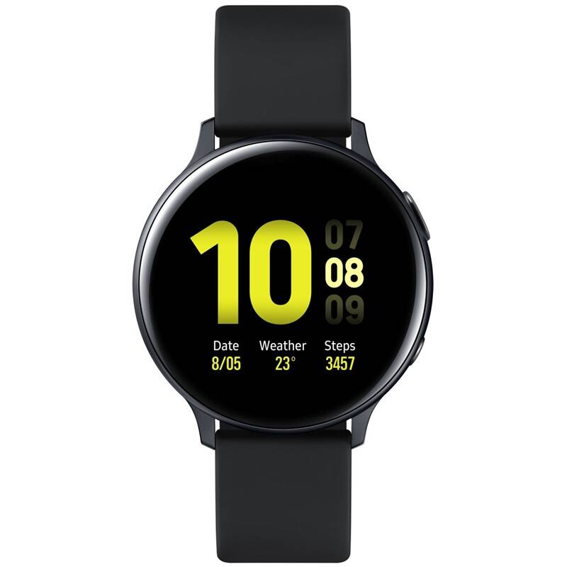 Inteligentné hodinky Samsung Galaxy Watch Active2 44mm SK (SM-R820NZKAXSK) čierne
