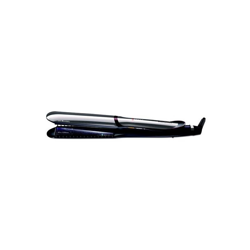 Žehlička na vlasy BaByliss ST389E (376879) sivá