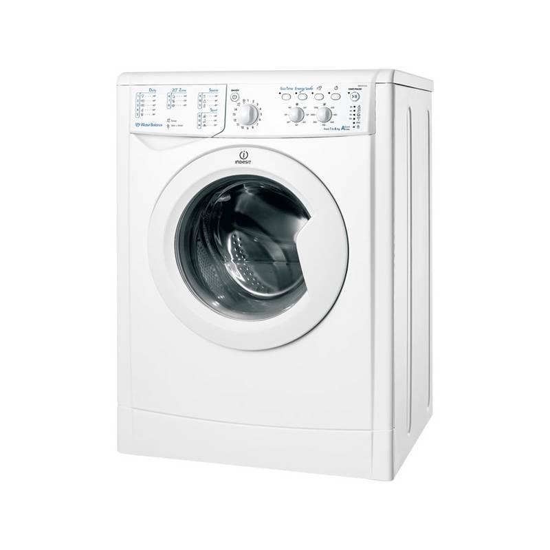 Pračka Indesit IWSC 61253 C ECO EU bílá