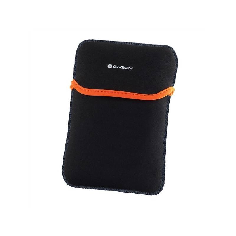"Puzdro na tablet GoGEN neoprenové pro 7,85"" (GOGTA785BAGO) čierne/oranžové"