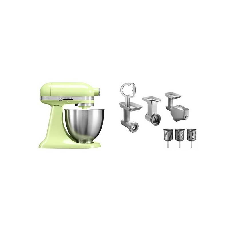 Set výrobkov KitchenAid 5KSM3311XEHW + FPPC + Doprava zadarmo