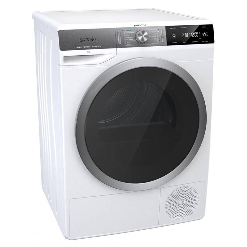 Sušička bielizne Gorenje Superior DS92ILS SteamTech biela + Doprava zadarmo