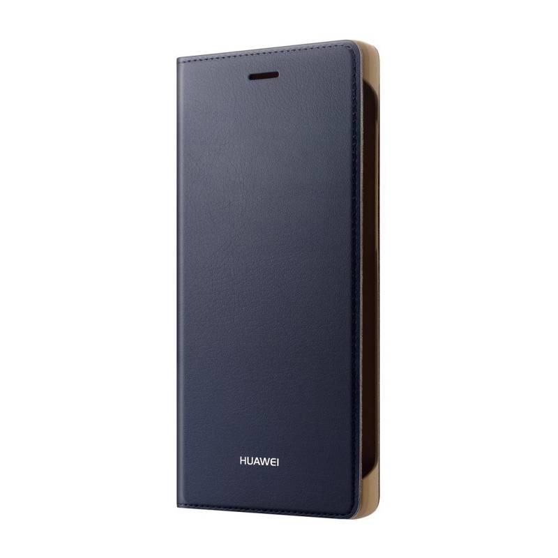 Puzdro na mobil flipové Huawei pro P8 Lite (51990920) modré