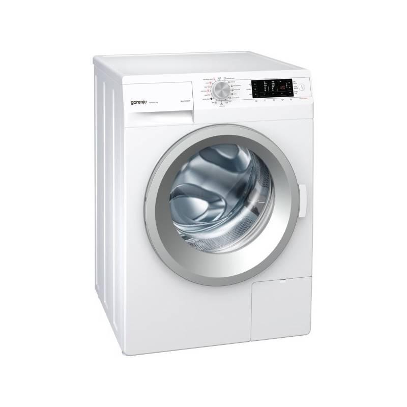 Automatická práčka Gorenje Essential W85F44P/I biela + Doprava zadarmo