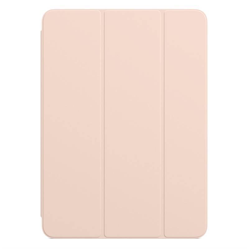 """Púzdro na tablet Apple Smart Folio pro 11"""" iPad Pro (2018) - pískově růžové (MRX92ZM/A)"""