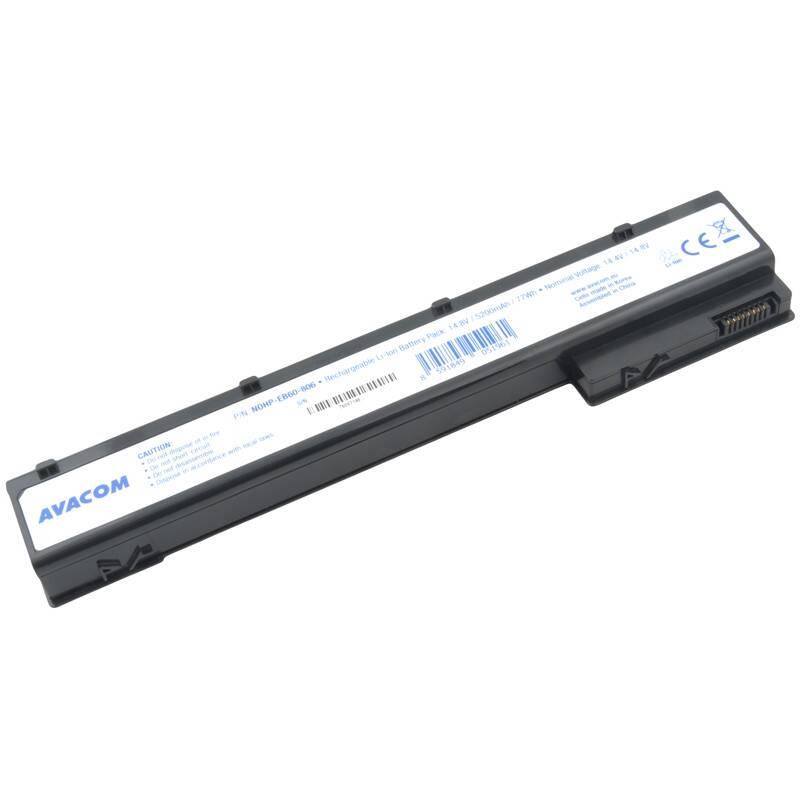 Batéria Avacom HP EliteBook 8560w, 8570w, 8770w Li-Ion 14,8V 5200mAh /77Wh (NOHP-EB60-806)