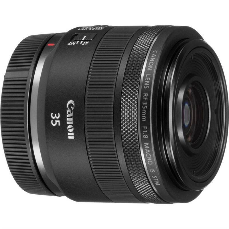 Objektív Canon RF RF 35mm f/1.8 Macro IS STM - SELEKCE AIP2 (2973C005) čierny + Doprava zadarmo