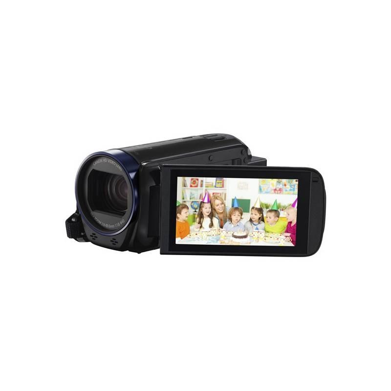 Videokamera Canon LEGRIA HF R66 BA + orig. brašna černá + 8GB SD pam.karta + ministativ (0279C020AA) čierna