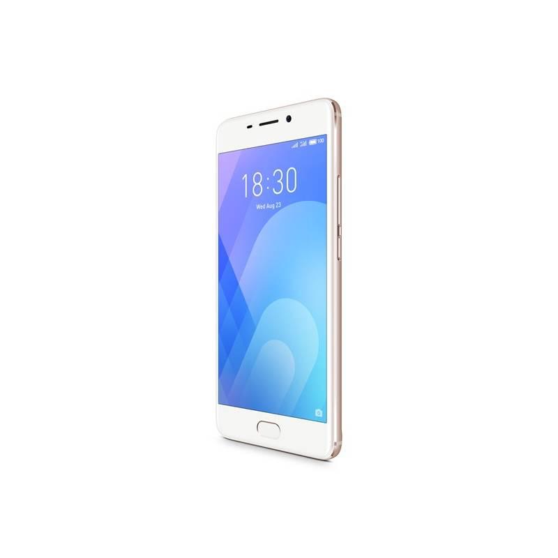 Mobilný telefón Meizu M6 Note (M721H/32GB/Gold) zlatý Software F-Secure SAFE, 3 zařízení / 6 měsíců (zdarma) + Doprava zadarmo