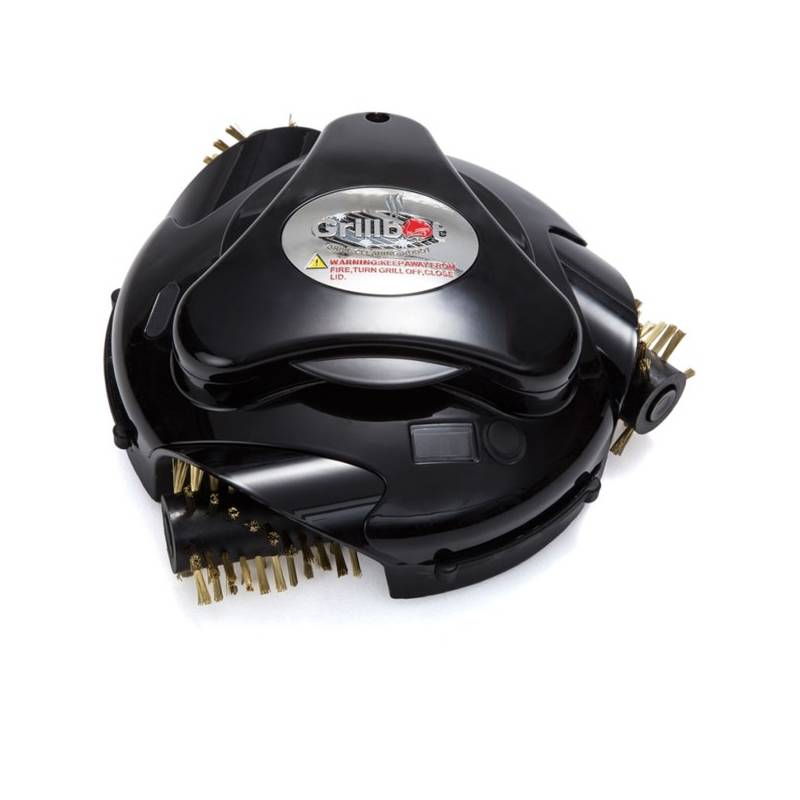Robotický čistič grilov Grillbot GBU102 čierny