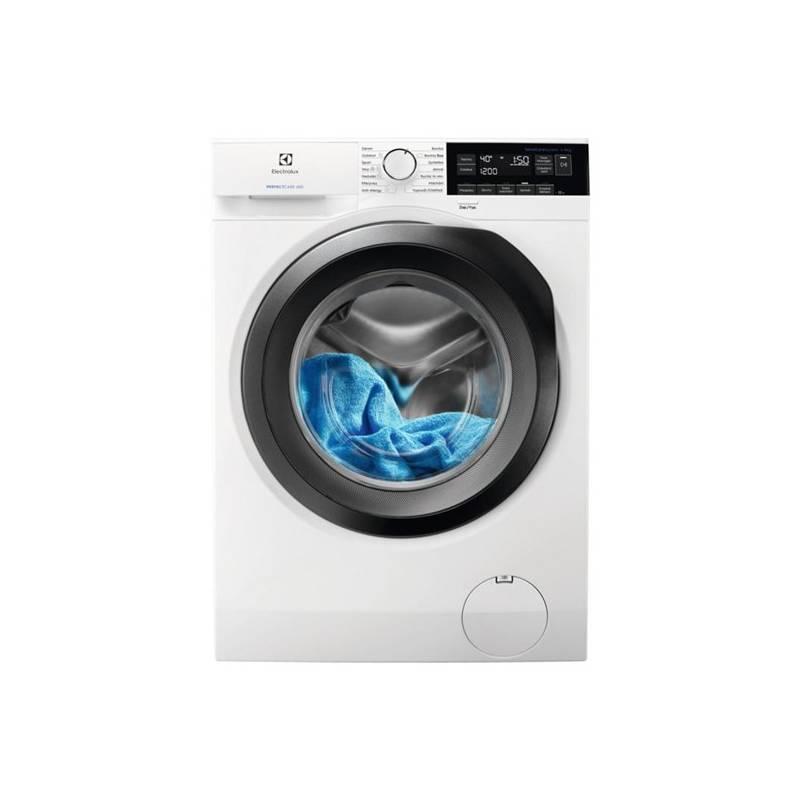 Automatická práčka Electrolux PerfectCare 600 EW6F349SC biela Čistič oken ETA Aquarelo 0262 90000 (zdarma) + Doprava zadarmo