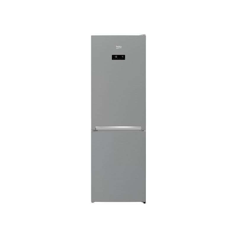 Kombinácia chladničky s mrazničkou Beko RCNA 366 E40XP Titanium + Doprava zadarmo