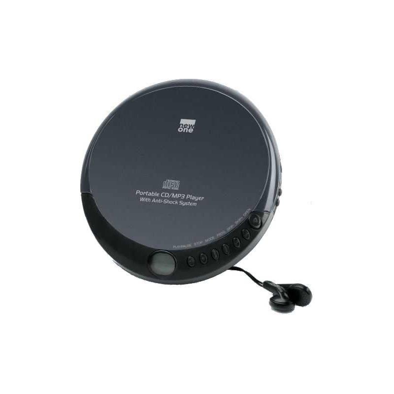 Discman NEW ONE D900 černý
