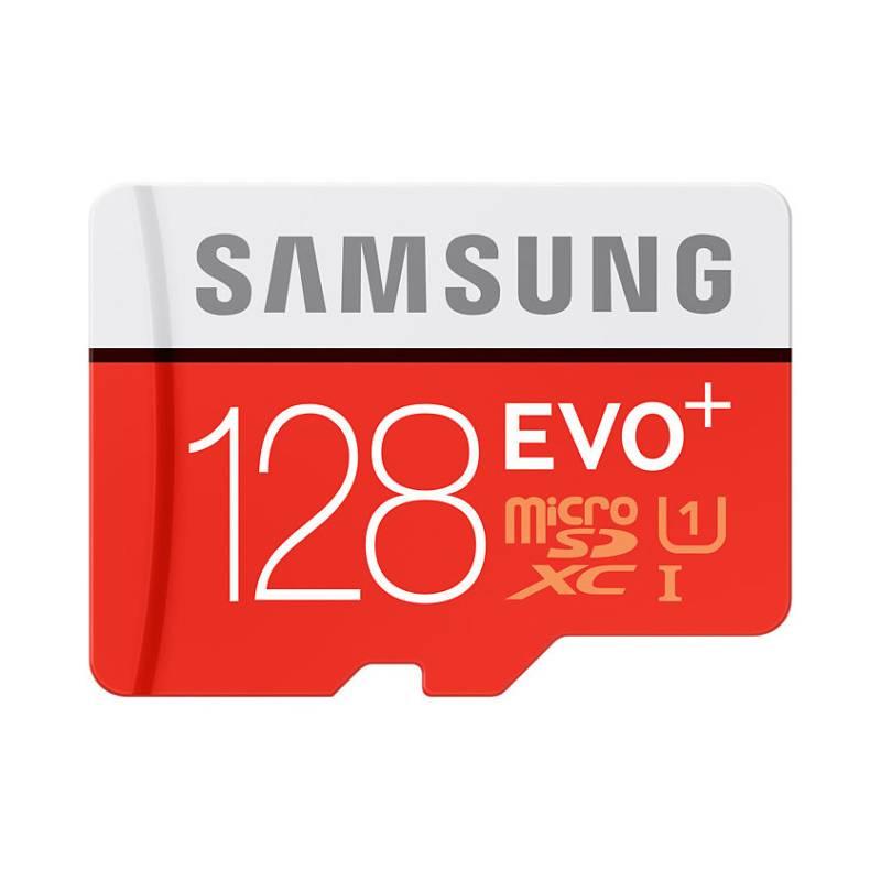 Pamäťová karta Samsung Micro SDXC EVO+ 128GB UHS-I U1 (80R/20W) + adapter (MB-MC128DA/EU)