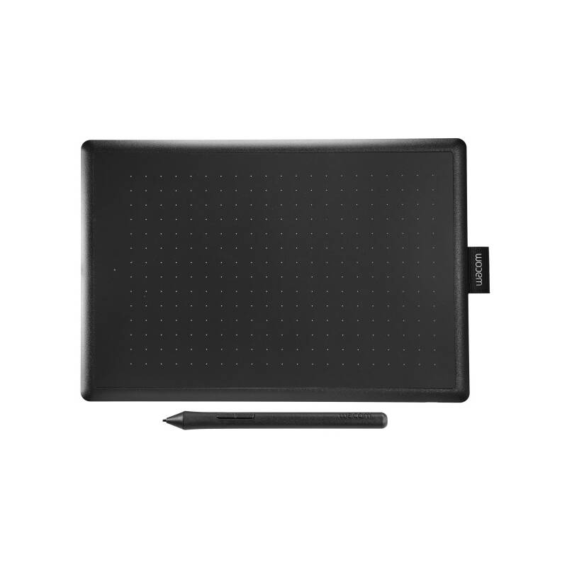 Tablet Wacom One By Medium (CTL-672) čierny/červený