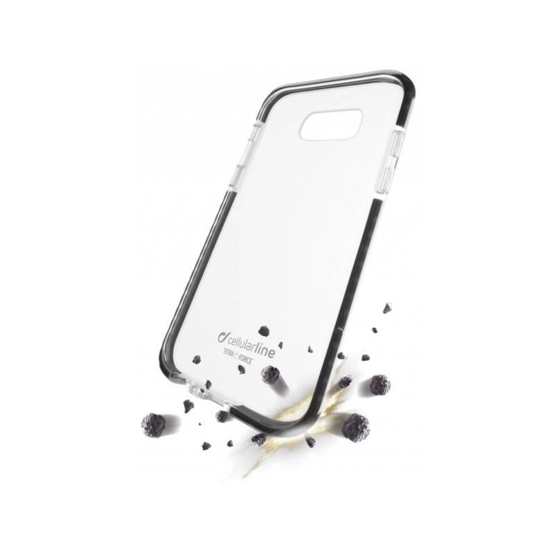 Kryt na mobil CellularLine pro Samsung Galaxy A3 (2017) (TETRACGALA317T) čierny