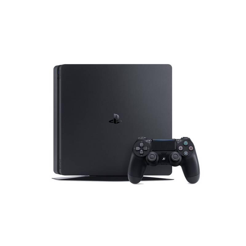Herná konzola Sony PlayStation 4 SLIM 500 GB + That's You (PSN voucher) (PS719919063) čierna + Doprava zadarmo