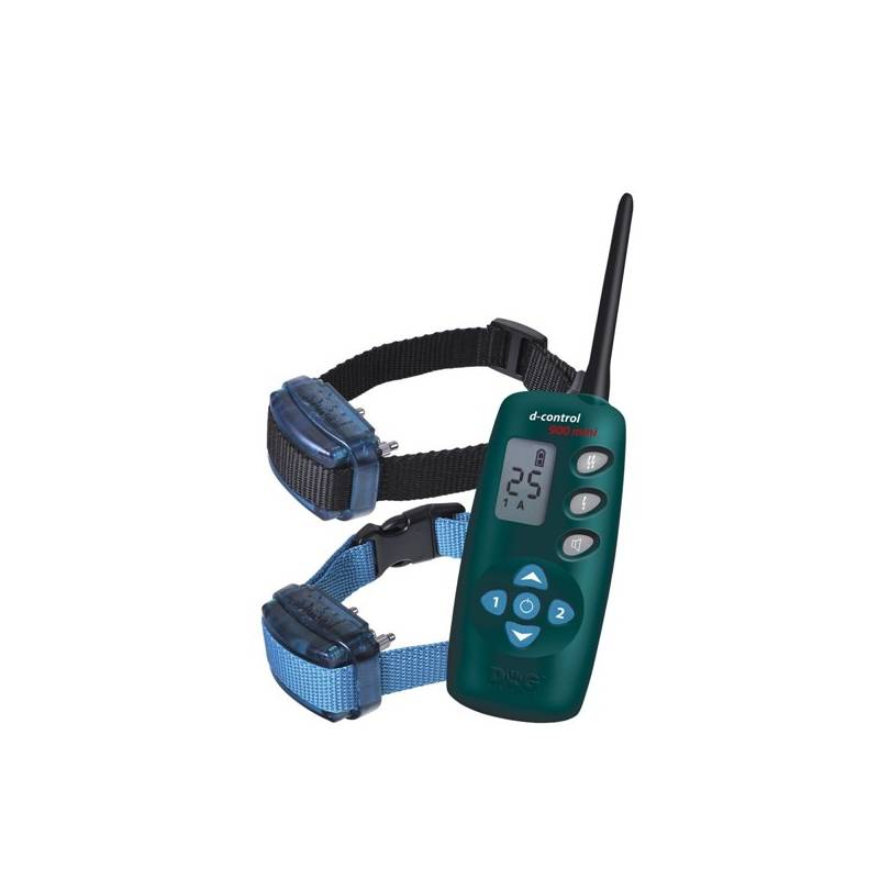 Obojok elektronický / výcvikový Dog Trace d-control 902 mini - elektronický výcvikový obojek pro 2 psy