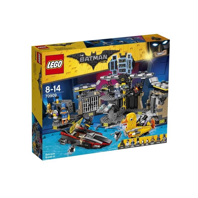 Stavebnica LEGO® BATMAN MOVIE 70909 Vloupání do Batcave
