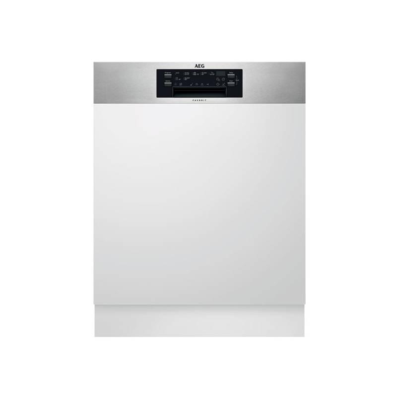 Umývačka riadu AEG Mastery FEE73600PM + Doprava zadarmo
