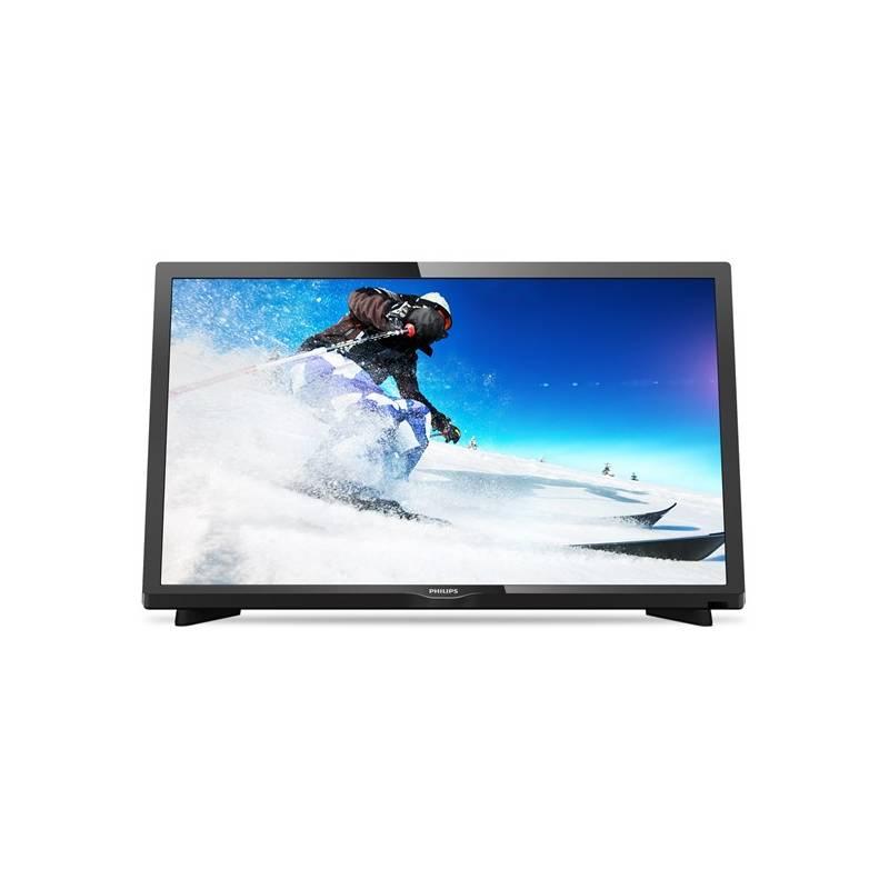 Televízor Philips 24PHS4031 čierna
