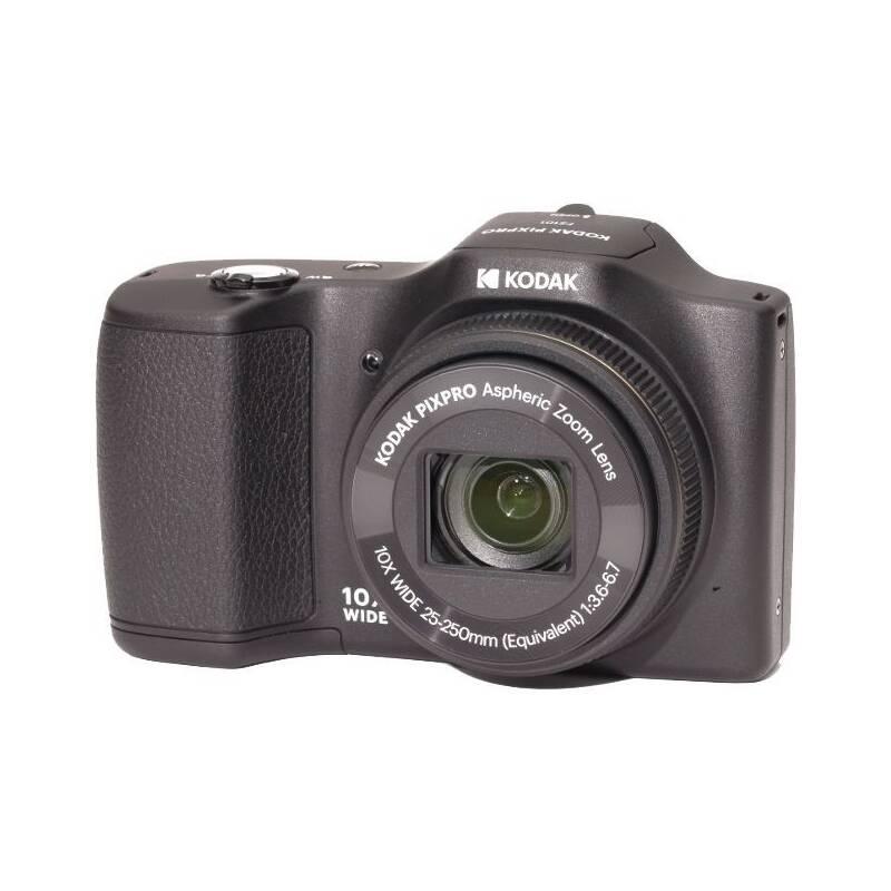 Digitálny fotoaparát Kodak Friendly Zoom FZ101 čierny + Extra zľava 5 %   kód 5HOR2020