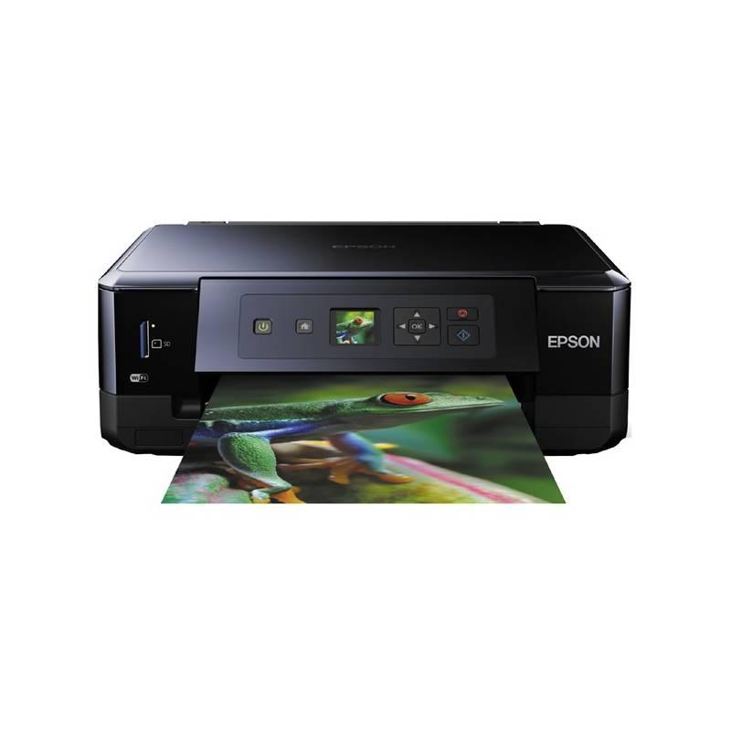 Tlačiareň multifunkčná Epson Expression Premium XP-530 (C11CE81402CE) čierna